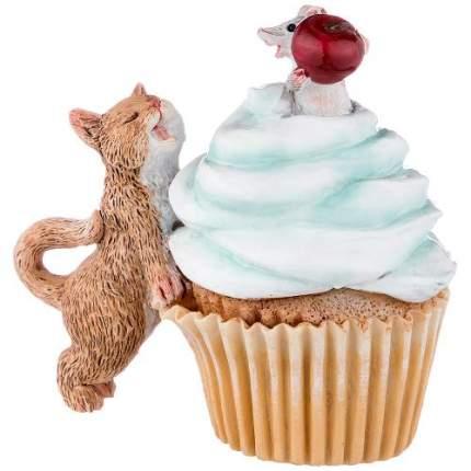 Фигурка декоративная Lefard, Кошки-мышки, 4,5х7х7,5 см