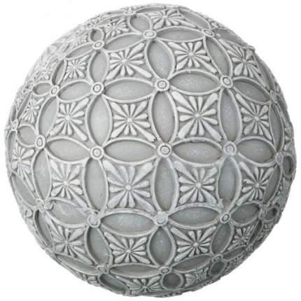Фигурка декоративная Lefard, Шар, 10 см, серый