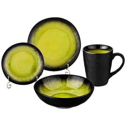 Набор столовой посуды Lefard, Glam, 16 предметов