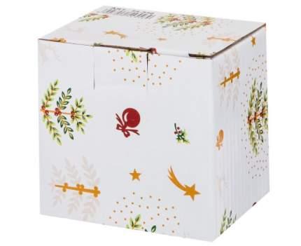 Набор колец для салфеток Lefard, Christmas Collection, 5x3x4,5 см, 4 предмета