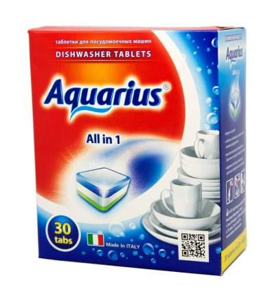 Таблетки для ПММ Aquarius ALLin1 (midi) 30 штук