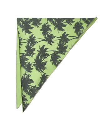 Шарф для мальчиков Button Blue, цв. зеленый