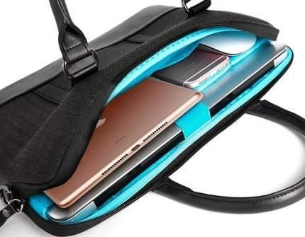 "Сумка для ноутбука WiWU London Slim Case 15.4"" черная"