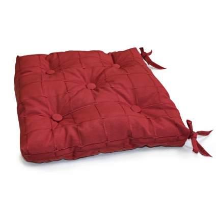 Подушка на стул Kimberly Цвет: Бордо (40х40)
