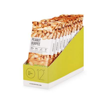 Вафли О12 The Protein Bar 12 50 г, 12 шт., арахис
