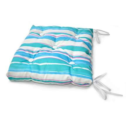 Подушка на стул Brize Цвет: Морской Бриз (39х39)