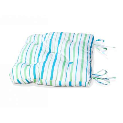 Подушка на стул Rain - S Цвет: Небесно-Голубой (50х50)