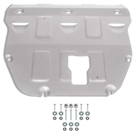 Защита картера и КПП Rival Hyundai Sonata VIII DN8 , штампованная, 333.2383.1