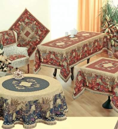 Подушка на стул Autunno Цвет: Голубой (50х50)