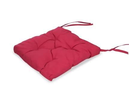 Подушка на стул Molly Цвет: Малиновый (35х35 см)