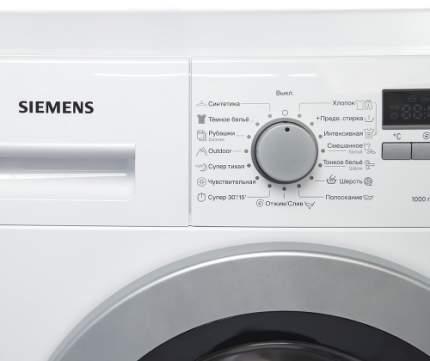 Стиральная машина Siemens WS10G240OE