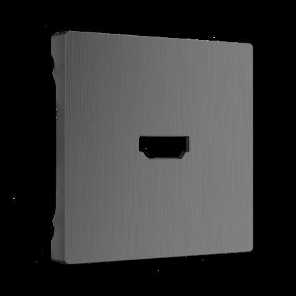 Накладка для розетки Werkel WL04-HDMI-CP
