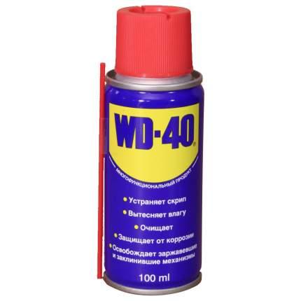 Универсальная смазка смазка WD-40 WD100 0.13 кг 100 мл