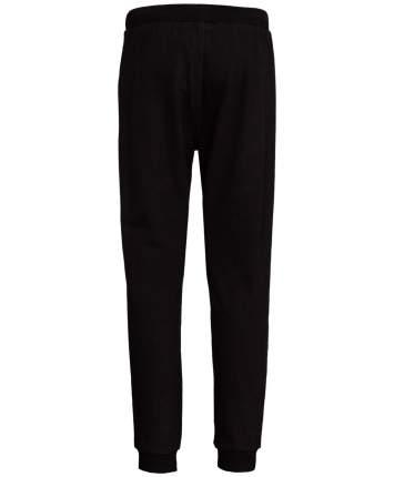 Спортивные брюки унисекс Button Blue, цв. черный, р-р 134