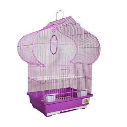 Клетка для птиц KREDO из проволоки, в ассортименте, 29,5 х 22,3 х 49 см