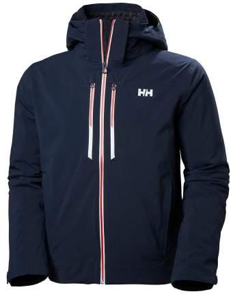 Куртка Горнолыжная Helly Hansen 2020-21 Alpha Lifaloft Navy (Us:s)
