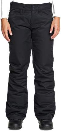 Спортивные брюки Roxy Backyard, True Black, XL INT