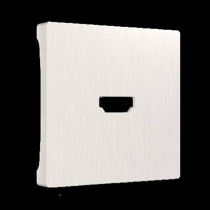 Накладка для розетки Werkel WL13-HDMI-CP