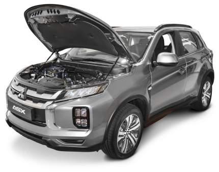 Упоры капота АвтоУПОР для Mitsubishi ASX I рестайлинг 2020-н.в., 2 шт., UMIASX021