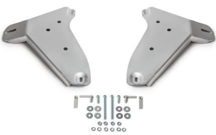 Защита рычагов Rival Volkswagen Amarok 2019, алюминий 6 мм, 2 части, 2333.5866.1.6