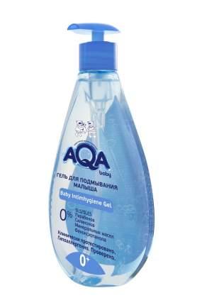 Гель для подмывания малыша AQA baby NEW! 400 мл