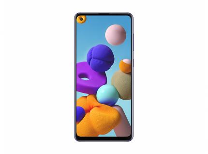 Смартфон Samsung Galaxy A21s 64GB Blue (SM-A217F/DSN)