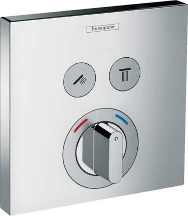 Смеситель для ванны Hansgrohe HG ShowerSelect 15768000 (внешняя часть)