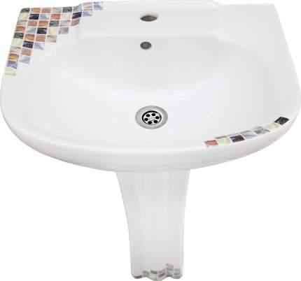 Раковина-тюльпан Laguraty 311 Marble mosaic