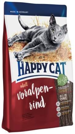 Сухой корм для кошек Happy Cat Fit & Well, альпийская говядина, 1,4кг