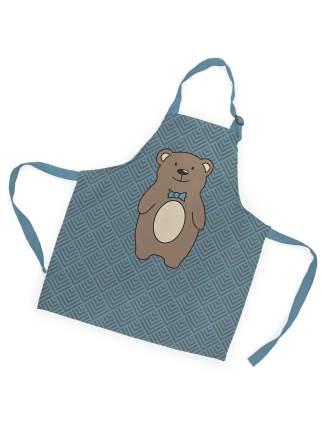 Фартук детский для мальчика Медвежонок sfer.tex
