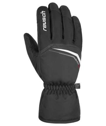Перчатки Reusch Snow King, black/white, 9.5 Inch