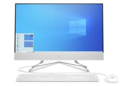 Моноблок HP 24-df0055ur (19Q36EA) White