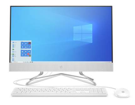 Моноблок HP 24-df0049ur (19Q32EA) White