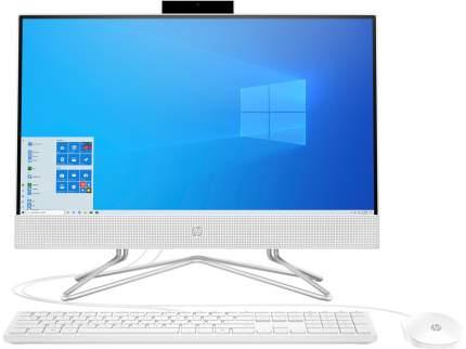 Моноблок HP 22-df0025ur (14P64EA) White