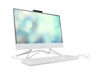 Моноблок HP 22-df0019ur (14P58EA) White