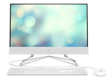 Моноблок HP 22-df0015ur (14P54EA) White