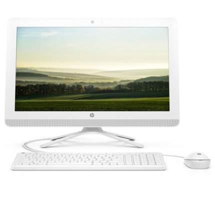 Моноблок HP 20-c428ur (19Q29EA) White