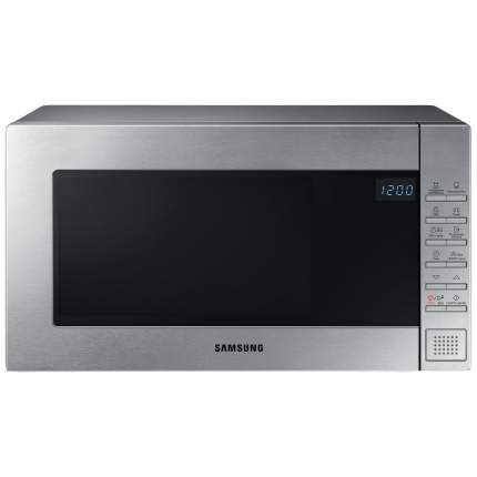 Микроволновая печь с грилем Samsung GE88SUT/BW silver/black