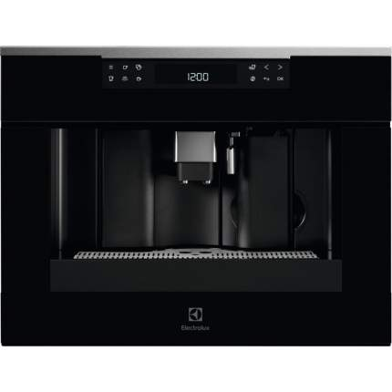 Встраиваемая кофемашина Electrolux  KBC65X Silver/Black
