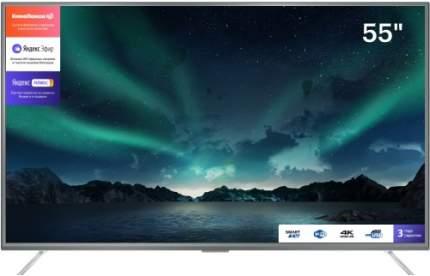 LED телевизор 4K Ultra HD Hi 55USY151X