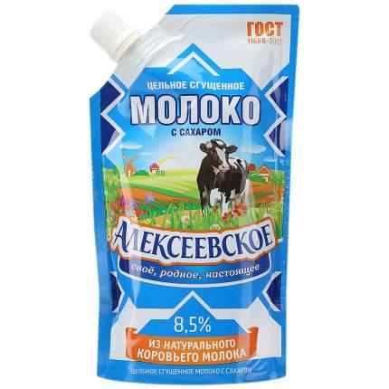 Какао Алексеевское со сгущенным молоком 5% 270 г