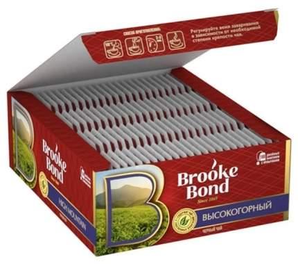 Чай Brook Bond черный высокогорный 100*1.8 г