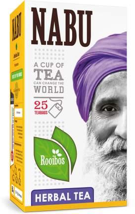 Напиток Nabu чайный Ройбуш в пакетиках 25*2 г