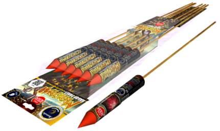 Ракета Легенда Меркурий А2034 6 шт.