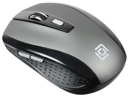 Беспроводная мышь Oklick 635MB Black/Grey