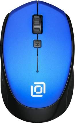 Беспроводная мышь Oklick 488MW Blue/Black