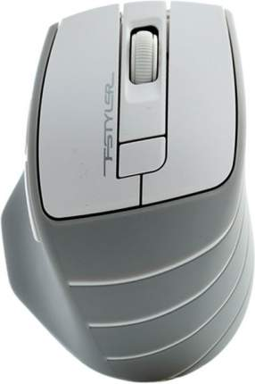 Беспроводная мышь A4 Fstyler FG30S White/Grey