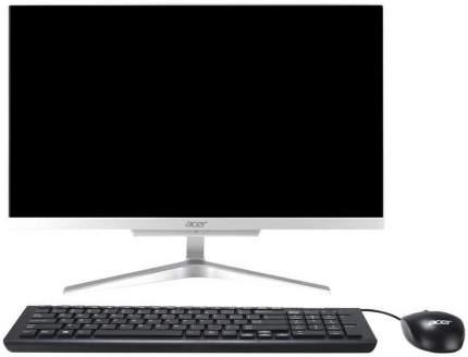 Моноблок Acer Aspire C22-320 (DQ.BCQER.005) Silver