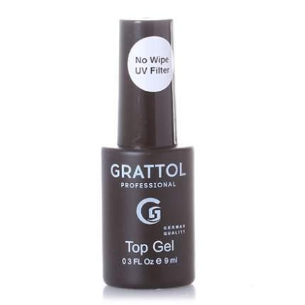 Grattol, Топ No Wipe UV Filter, 9 мл
