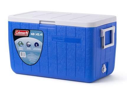 Термоконтейнер Coleman Poly-Lite 48 QT голубой 45,7 л